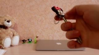 Разнообразь свои ключики! Накладки с AliExpress! Распаковка + Обзор =))