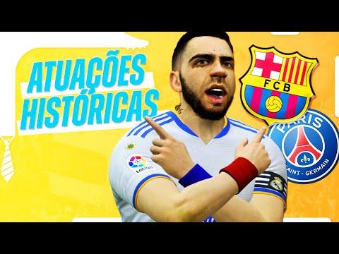 A MELHOR atuação de TODA A CARREIRA! | Carreira Jogador e Treinador #86 | FIFA 21 | Real