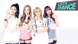 Download Video Let's Dance: BESTie(베스티) _ Excuse Me(익스큐즈미) [ENG/JPN/CHN SUB] MP3 3GP MP4