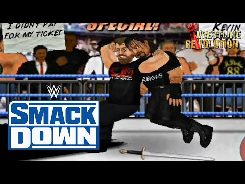 Download Kevin Owens attacks Reigns before Edge reveals his 'Mania decision: SmackDown, Feb. 5, 2021 | WR2D