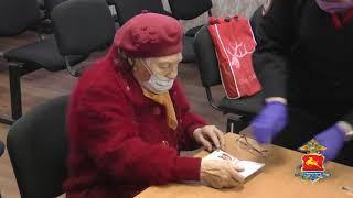 На Колыме 90-летняя ветеран получила российский паспорт