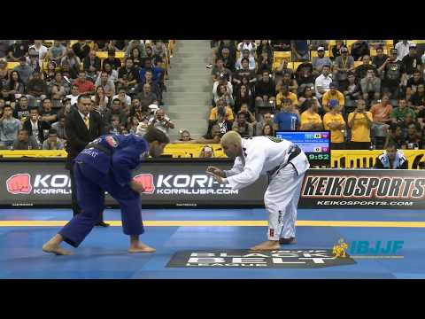 Marcus Almeida Buchecha vs Rodolfo Vieira  Worlds BJJ Black Belt Final