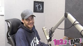 Liam Payne Interview With The TJ Show!