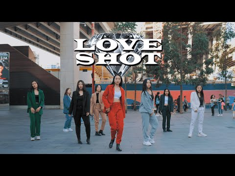 "[KPOP IN PUBLIC] EXO (엑소) ""LOVE SHOT"" Dance Cover // Australia // HORIZON x 9BIT"