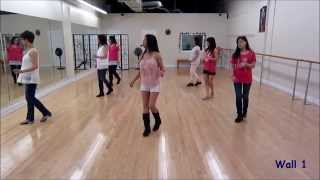 Saturday Night Sunday Morning - Line Dance (Dance & Teach)