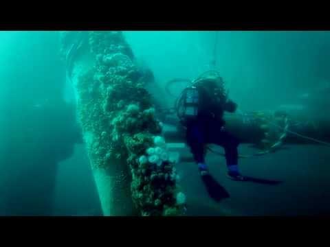 Dan Bravo Complex offshore Denmark