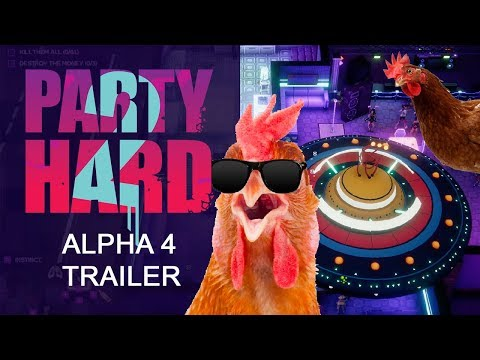 Party Hard 2 Alpha 4 Trailer - Welcome to Vegas