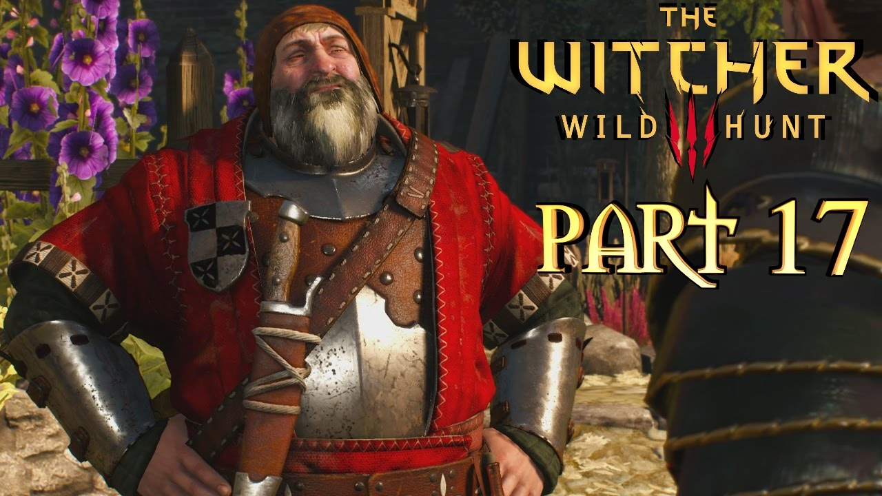 BLOODY BARON - The Witcher 3: Wild Hunt Gameplay Walkthrough Part 17 - PC Ultra Settings 60fps