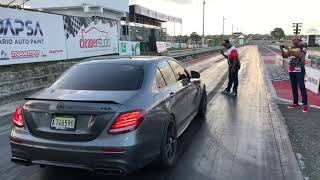 World faster MB E63S 10.17 @ 140.2 millas 1.63 60'