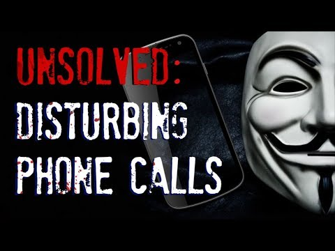 5 Unsolved Mysteries with DISTURBING Phone Calls