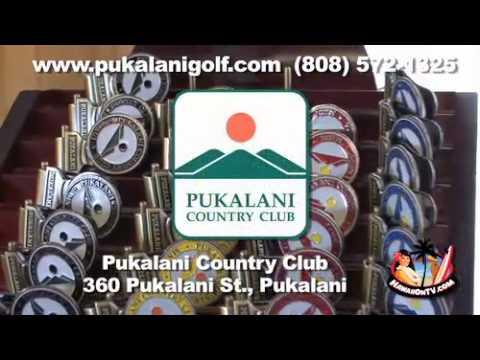 Pukalani Country Club - Maui Hawaii