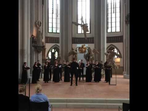 Nikolaikirche: Mitschnitt des Spontankonzertes von Á la c'ARTe aus Budapest