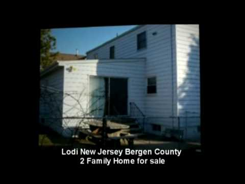 2 Family in Lodi NJ Bergen County
