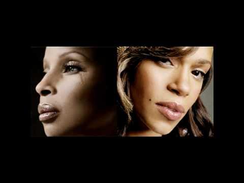 Mary J Blige & Faith Evans  Everyday It Rains Original Version