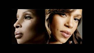 Mary J. Blige & Faith Evans - Everyday It Rains (Original Version)