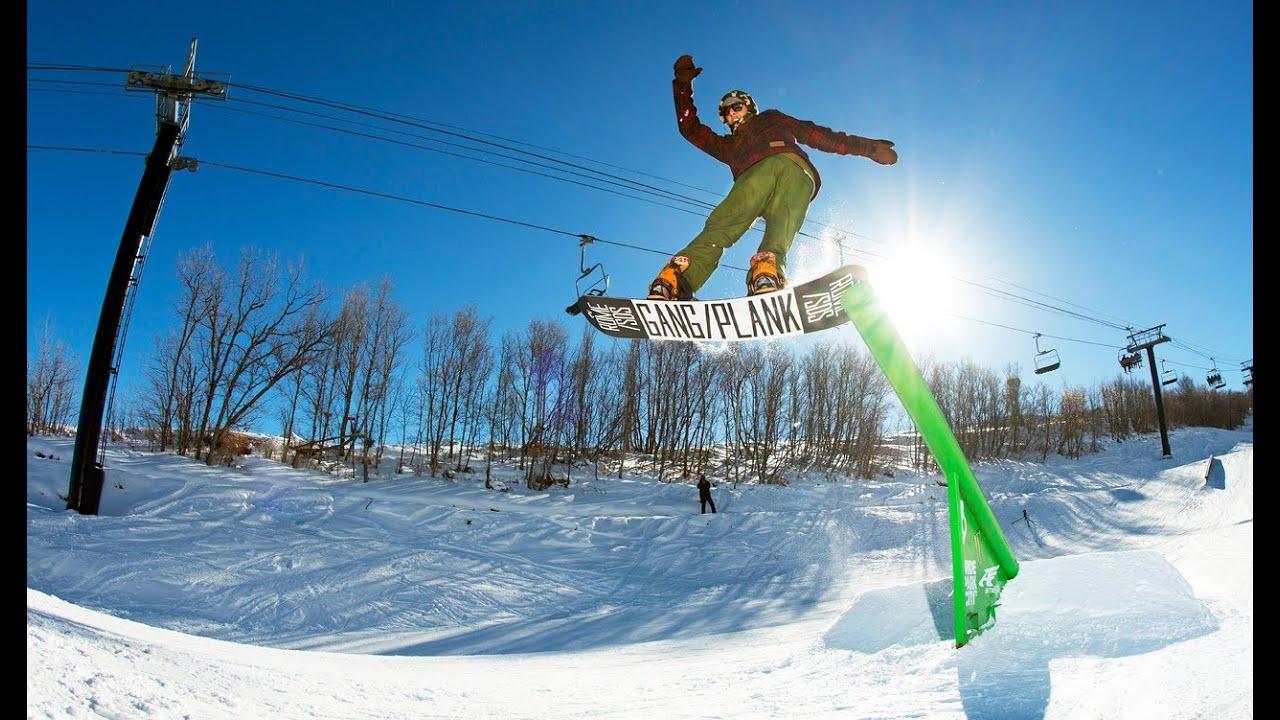 41a28f36f69a I Ride Park City 2014 Episode Three - TransWorld SNOWboarding - YouTube