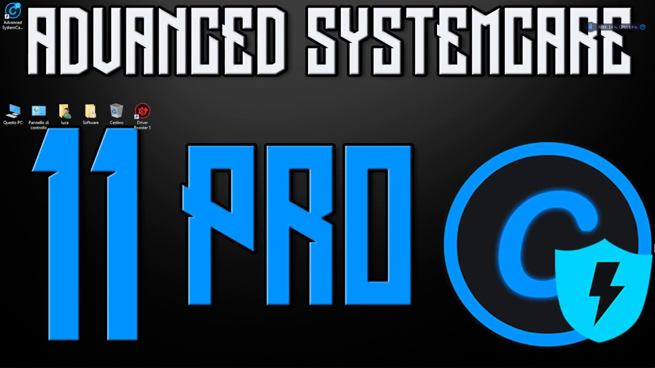 Advanced SystemCare 11.4 Pro – Software PC 100% Activated