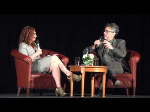 The 2015 American Library in Paris Gala talk by Ayelet Waldman and Michael Chabon