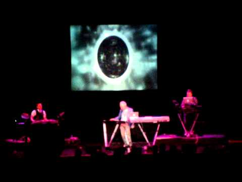 Howard Jones - Pearl in the Shell - Keswick Theatre 10-20-2011