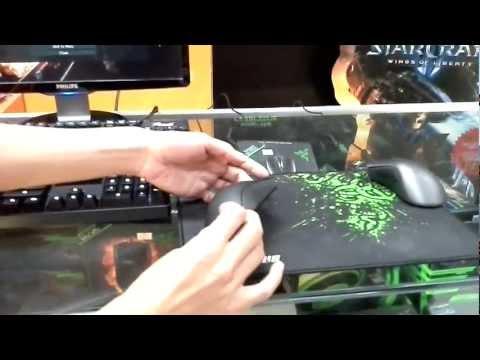 """รายการ """"ลองของ"""" รีวิว เม้าส์ Razer Deathadder 2013"""