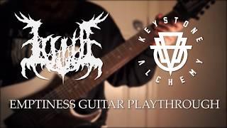 IRRITA   Emptiness Guitar Playthrough
