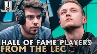If There Was a Hall of Fame Which LEC Players Would Get in? | 2019 Lol esports