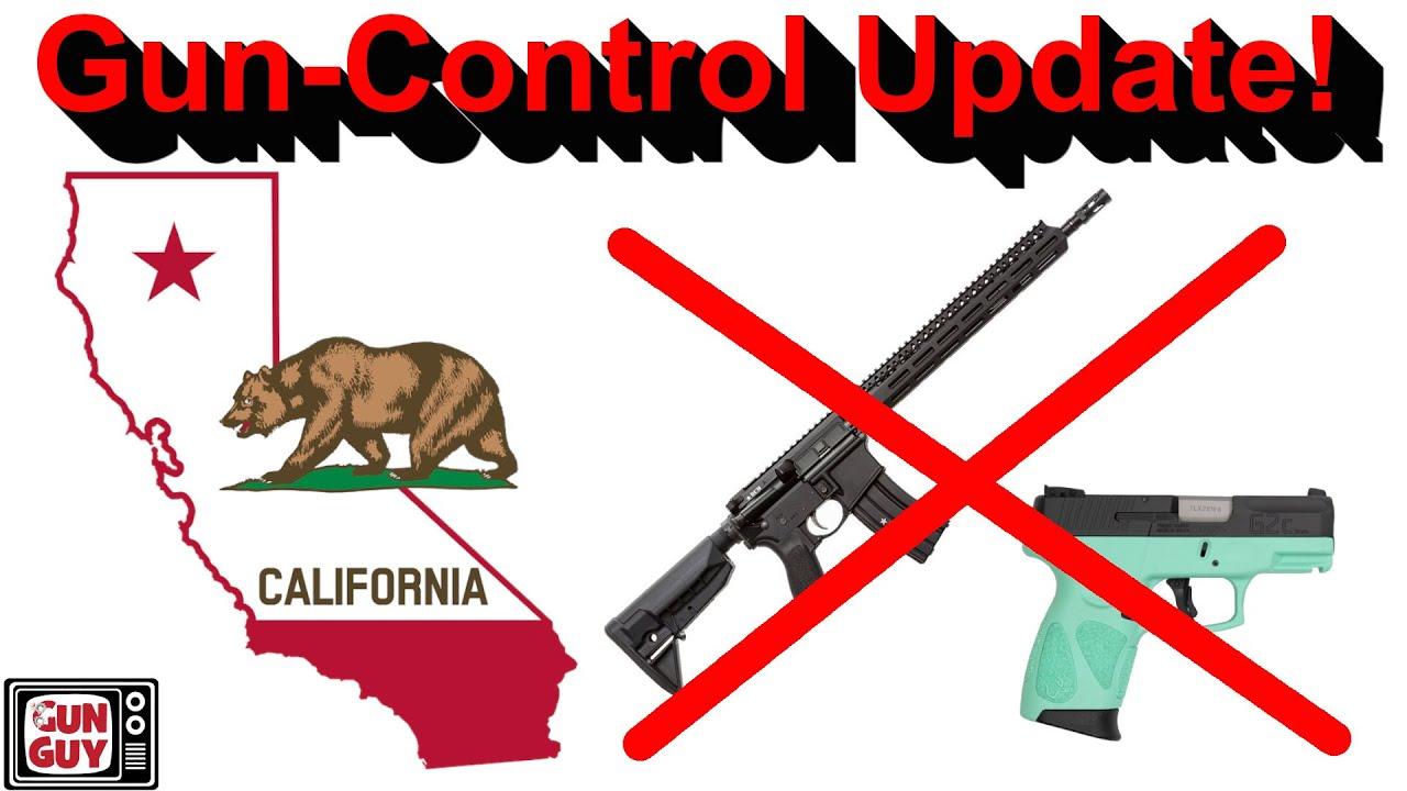 Gun Control Update with Rick Travis of CRPA