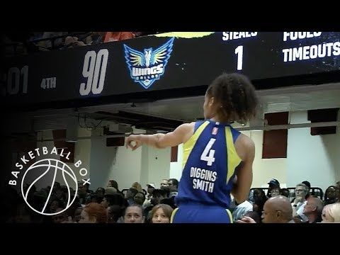 [WNBA] Dallas Wings vs New York Liberty, Full Game Highlights, July 8, 2018