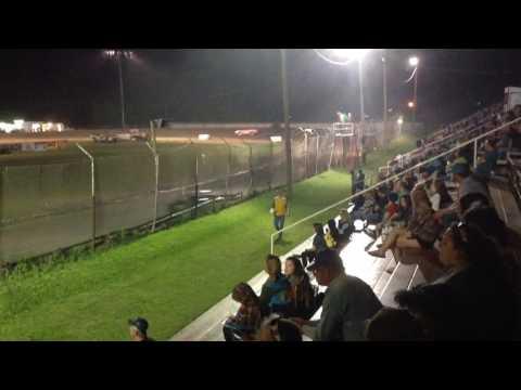 Factory Stock Heat Superbowl Speedway 4-15-17