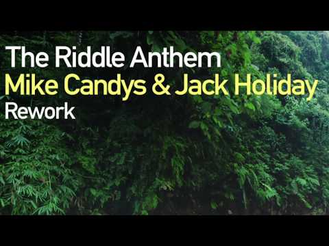 Mike Candys & Jack Holiday - The Riddle Anthem (Rework) Teaser