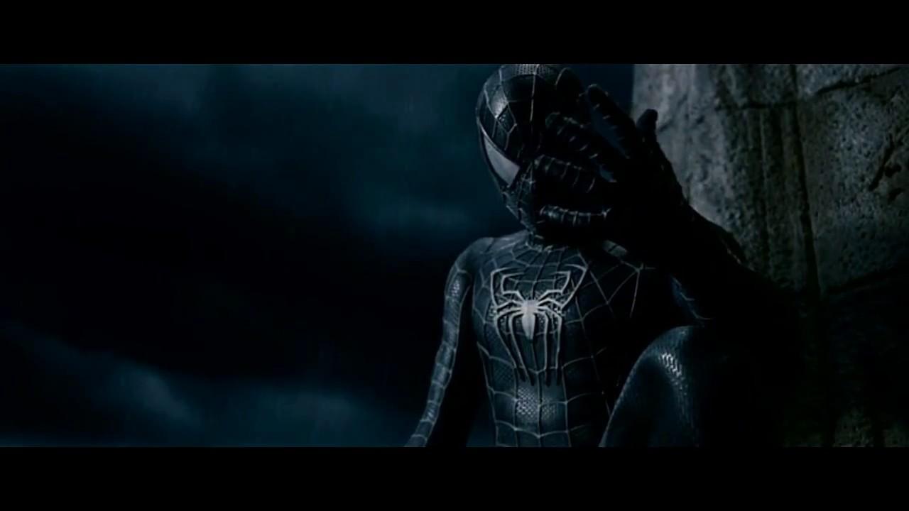 """Человек-паук 3""Питер Паркер против Венома(в церкви) - YouTube"