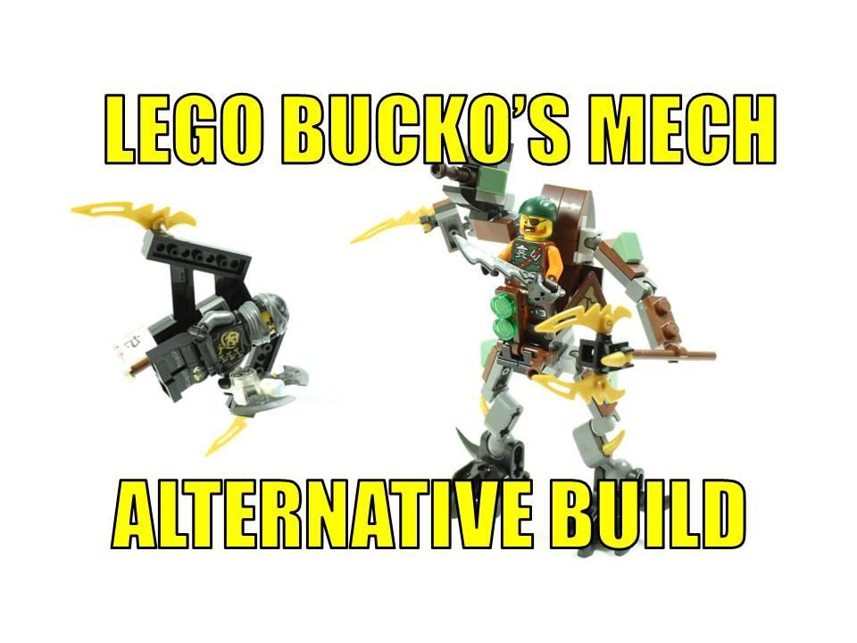 Lego Figur Ninjago Bucko Pistole  njo196  70599 70605 70593