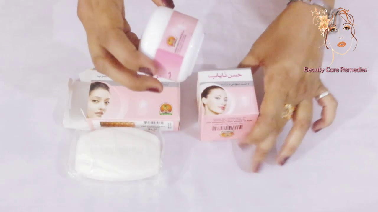 Skin Whitening Amazing Herbal Pack, Goree Rangat K Liye Herbal Cream Aur  Soap
