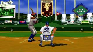 MLB 99 Baseball PS1/ PSX Widescreen @ 60fps PCSXR-PGXP (Sony, 1998)