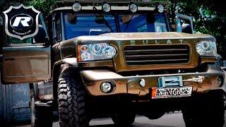 Тюнинг ГАЗ-66 своими руками: фото и видео как переделать автомобиль