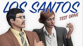 Тест-драйв Лос-Сантоса (дта онлайн)кіно
