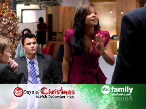Abc Family Christmas.Abc Family 25 Days Of Christmas Event