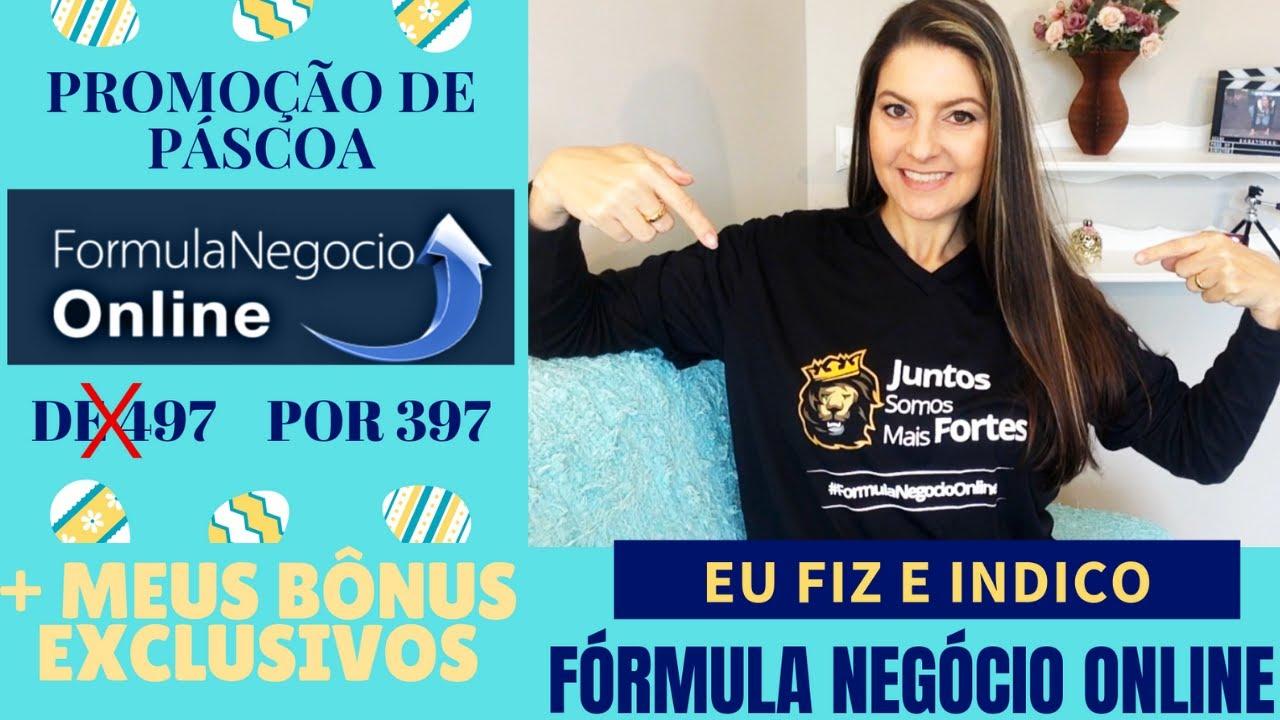 formula negócio online 2020