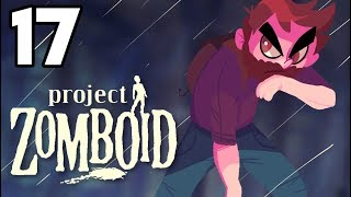 DARKNESS AND BLINDED | Project Zomboid Gameplay / Let