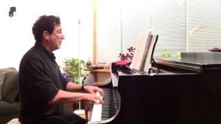 Volver - Tango - Izak Matatya, piano