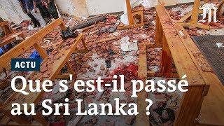 Attentats au Sri Lanka : le résumé des événements