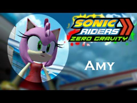 Sonic Riders Zero Gravity WGP - Amy Rose