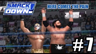 A Faction Formed! - WWE SmackDown! Here Comes The Pain Season Mode Ep. 7