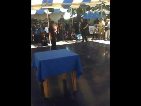 Table Dance: The Greek at the Harbor