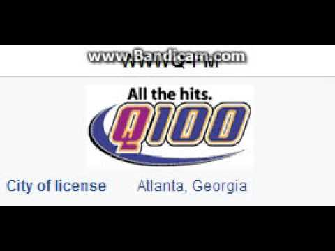 "REDIO 2015: Day 9: WWWQ-FM 99.7: ""Q100"" Atlanta, GA 1pm TOTH ID--10/09/15"