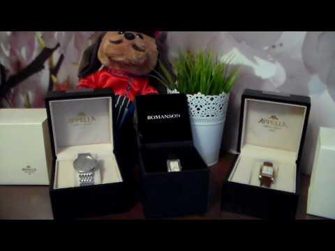 Швейцарские часы (APPELLA ROMANSON)