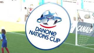 Uruguay vs France - Ranking match 15/16 - Highlight - Danone Nations Cup 2016