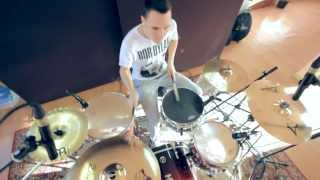 Download Every Time I Die - Goddamn Kids These Days Drum Cover By Dmitrii Volkov MP3 song and Music Video