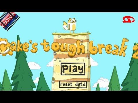 Adventure Time - Cakes Tough Break