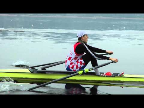 Rowing - Single Scull